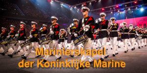 Marinierskapel der Koninklijke Marine MARKAP Nationale Taptoe