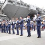 UNITED STATES AIR FORCE HONOR GUARD DRILL TEAM Nationale Taptoe