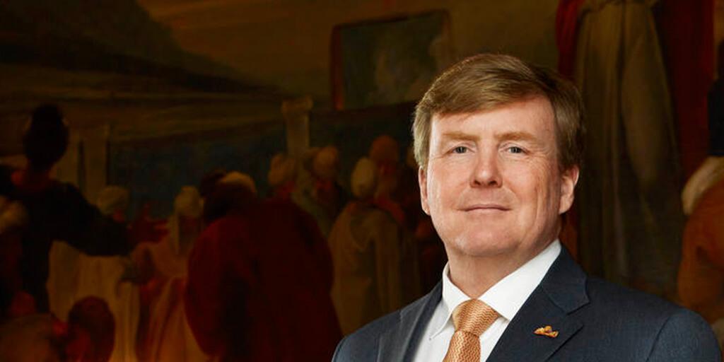 Zijne Majesteit Koning Willem-Alexander