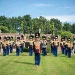 REGIMENTSFANFARE 'GARDE GRENADIERS EN JAGERS' RFGGJ Nationale Taptoe